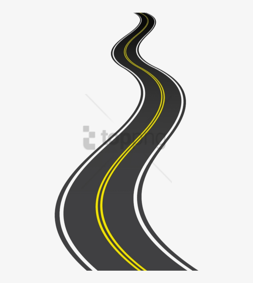 Free Png Pathway Png Png Images Transparent - Road Vector Png File, transparent png #9414038
