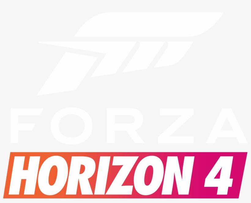 Forza Horizon 4 Logo, transparent png #9417854