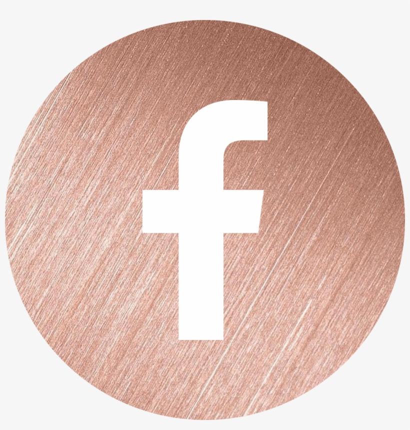 Miss Mariss Instagram Miss Mariss Facebook - Rose Gold Facebook Logo, transparent png #9424193