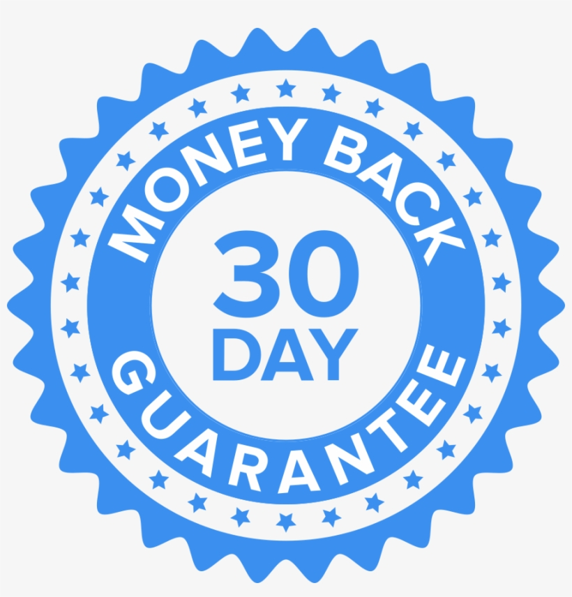 30 Day Money Back Guarantee - Meat Quality Seal, transparent png #9427248