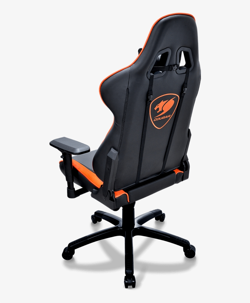 Gaming Chairs Top Ten Gaming Chairs Quality Gaming - Cougar Armour Gaming Chair, transparent png #9432580