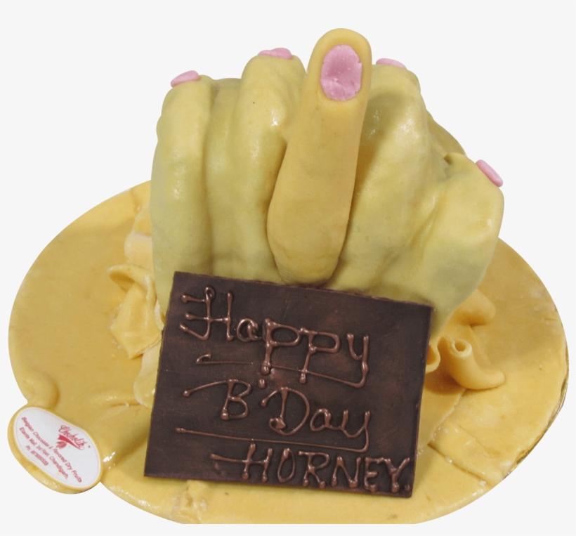 Lovely Horney Cake - Birthday Cake, transparent png #9432717