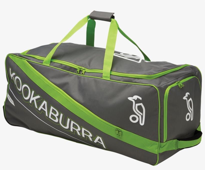 Cricket Kit Bag Transparent Background Png - Kookaburra Pro 800 Wheelie Bag, transparent png #9434285