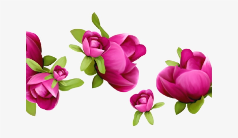 Easter Flower Clipart Png Format - Spring Flower Transparent Background, transparent png #9435212