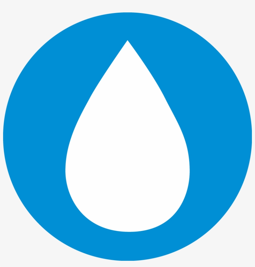 Dripping / Running Taps • Clogged Toilets • Leaking - Youtube Round Logo Blue, transparent png #9439435