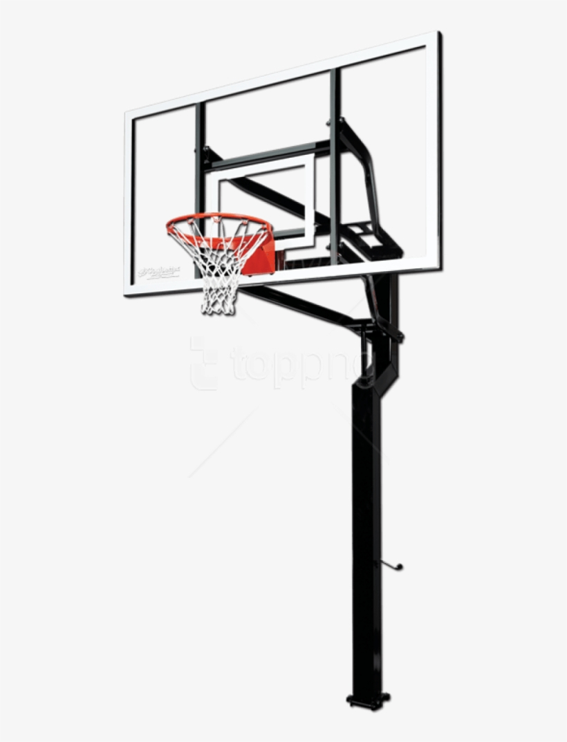 Free Png Basketball Net Png Png Image With Transparent - Transparent Basketball Goal Png, transparent png #9451099