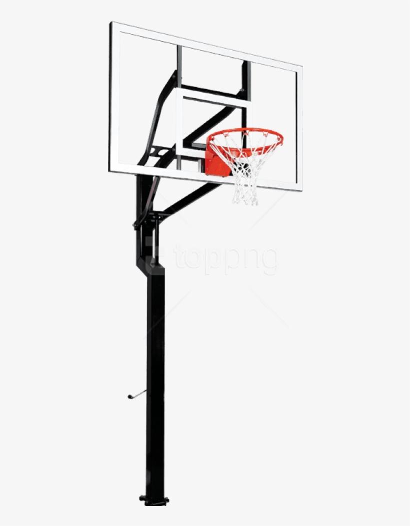 Free Png Nba Basketball Hoop Png Png Image With Transparent - Basketball, transparent png #9451143