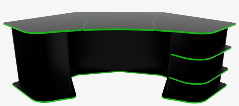 27 Computer Desk Ideas To Suit Your Style, Awesome - Mesa De Escritorio Gaming, transparent png #9451912