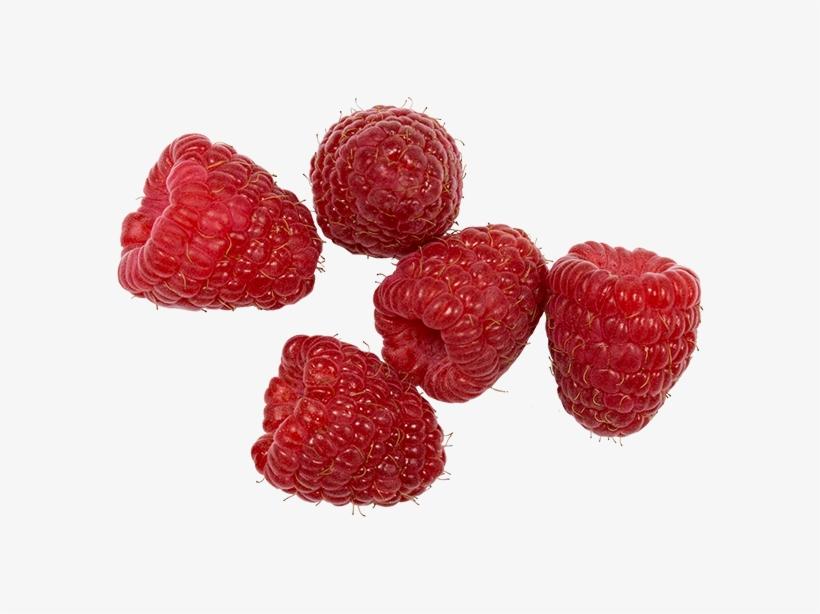 Organic Raspberries - Seedless Fruit, transparent png #9455289