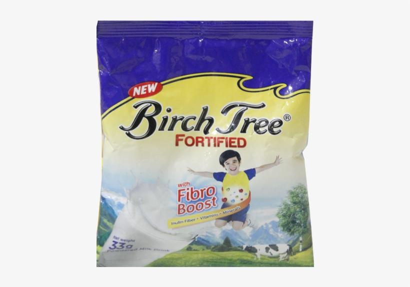 Birch Tree Fortified 33g - Birch Tree Milk 33g, transparent png #9457023