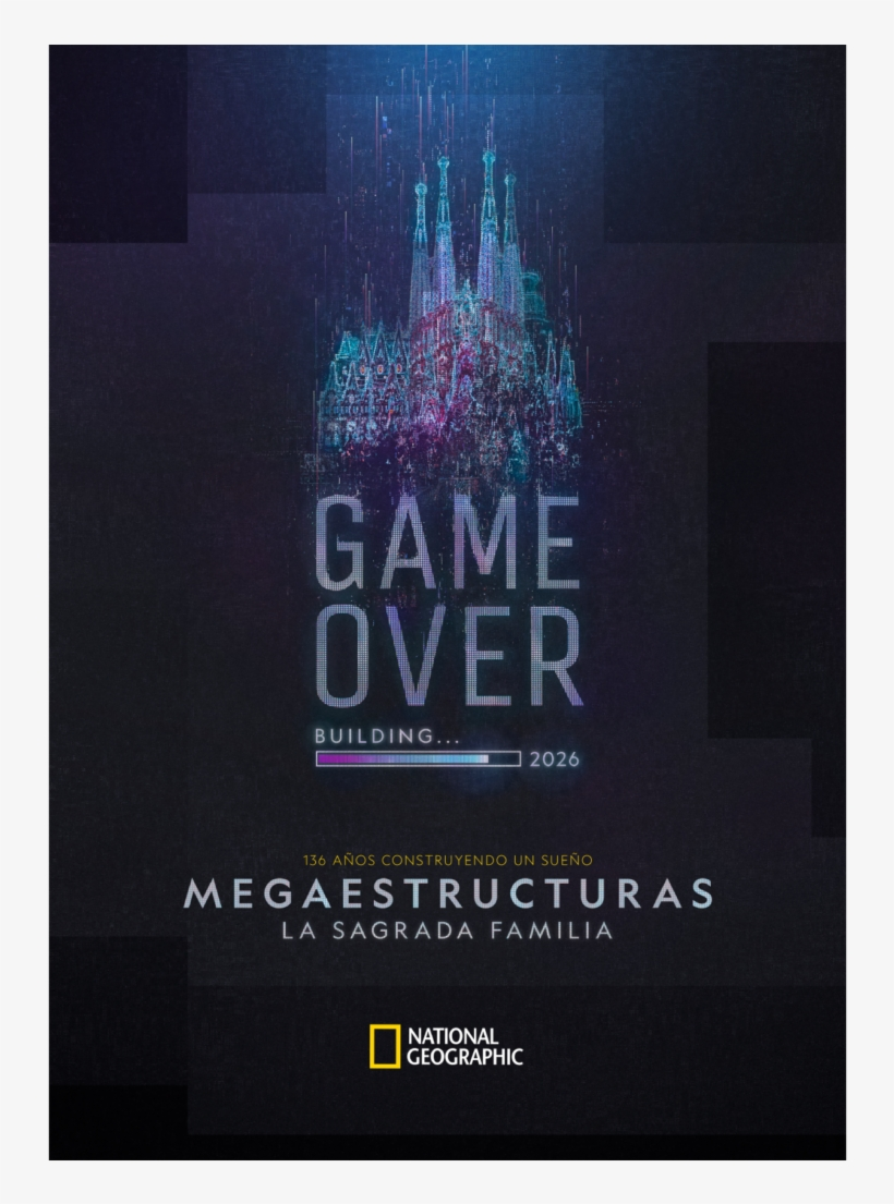 National Geographic Channel Megastructures Poster - National Geographic, transparent png #9457704