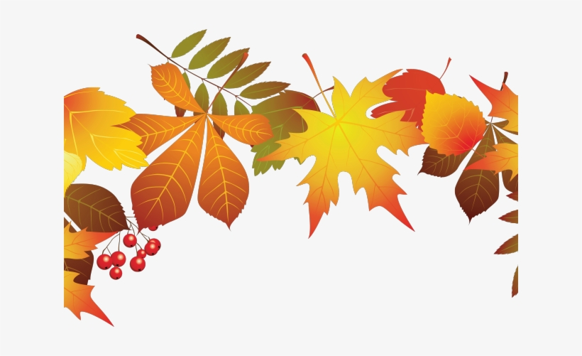 Autumn Leaves Clipart Pile Fall Leaves - Transparent Background Fall Leaves Clipart, transparent png #9462653