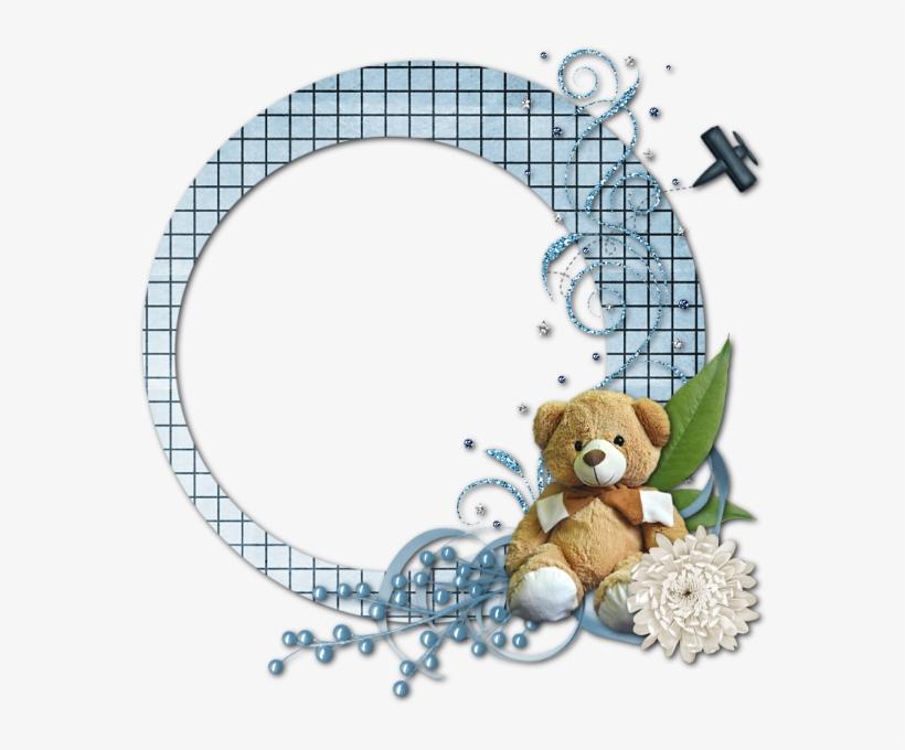 Cadres Et Bordures - Cadres Enfants Png, transparent png #9463020