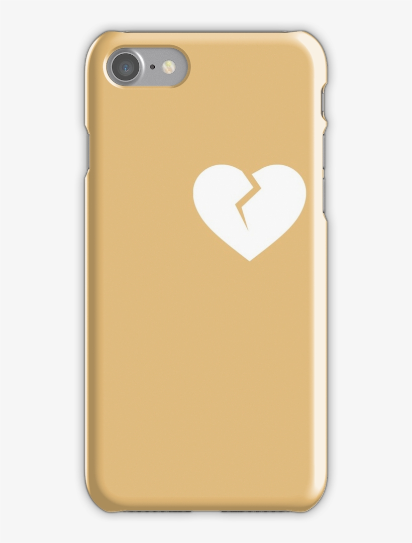 Lee Yeol Broken Heart Graphic Iphone 7 Snap Case - Billie Eilish Iphone 7 Case, transparent png #9466684
