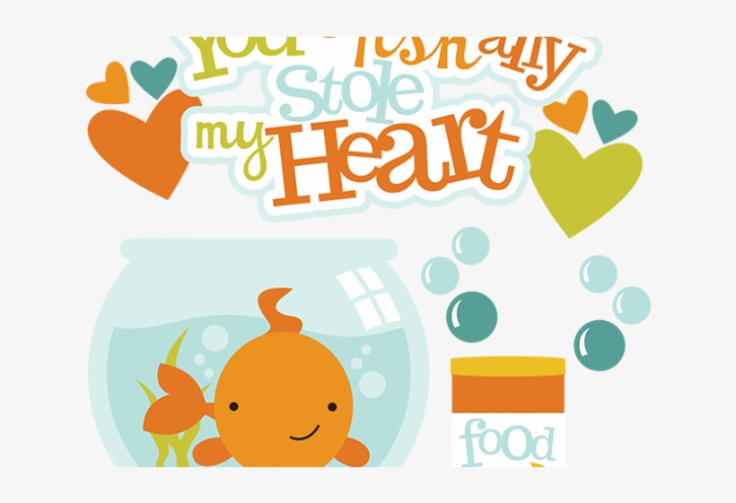 Fish Bowl Clipart Single Free Transparent Png Download Pngkey