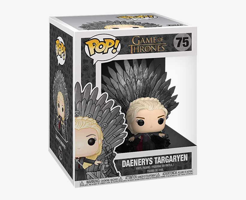 Game Of Thrones - Funko Pop Game Of Thrones Daenerys, transparent png #9472093