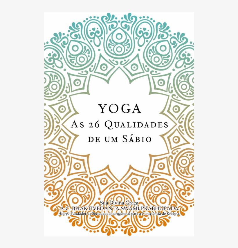Sankirtana Shop Capa Yoga 26 Qualidades Coloriage Mandala Etoile