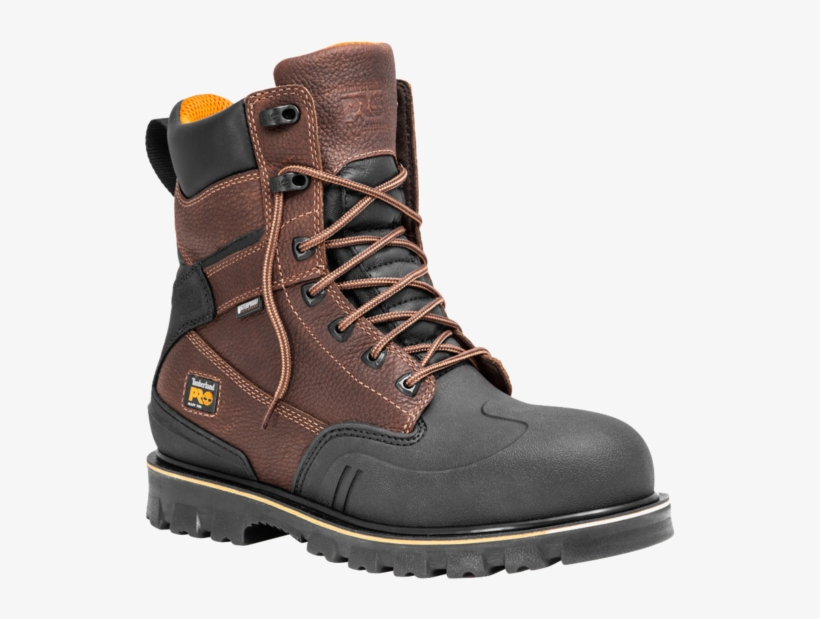 """Timberland Pro A11sb Men's Steel Toe Rigmaster 8"""" Work - Work Boots, transparent png #9475493"""