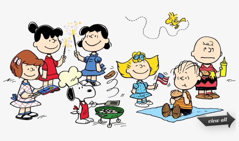 4th of july peanuts. Gang th celebration fourth