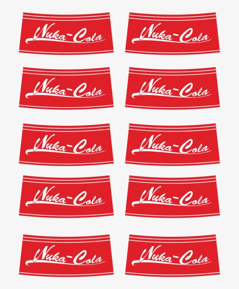 Nuka Cola Png - Cola, transparent png #9490513