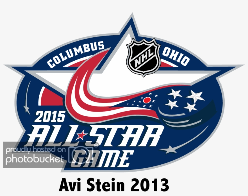 Nhl All Star Game Logo Updated Concepts Chris - 60th National Hockey League All-star Game, transparent png #9494782