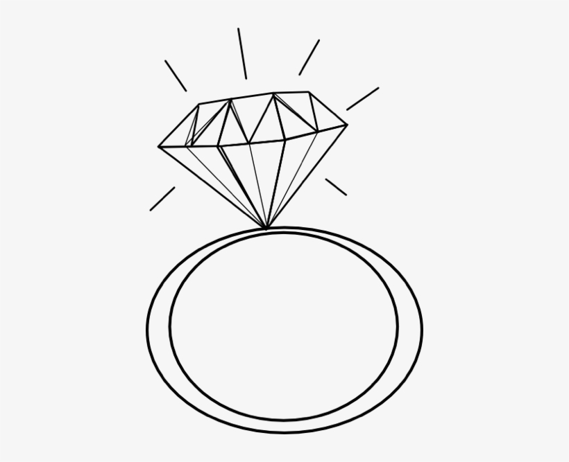 Wedding Ring Diamond Ring Clipart Free Clipart Images Diamond