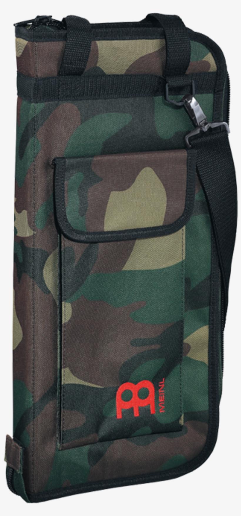Designer Stick Bag Original Camouflage - Meinl Designer Stick Bag Original Camoflage, transparent png #951236