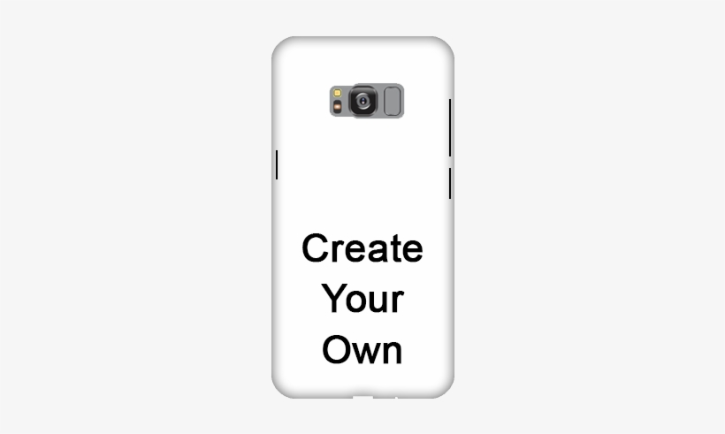 Create Your Own Samsung Galaxy S8 Edge Mobile Cover - Mobile Phone, transparent png #952224