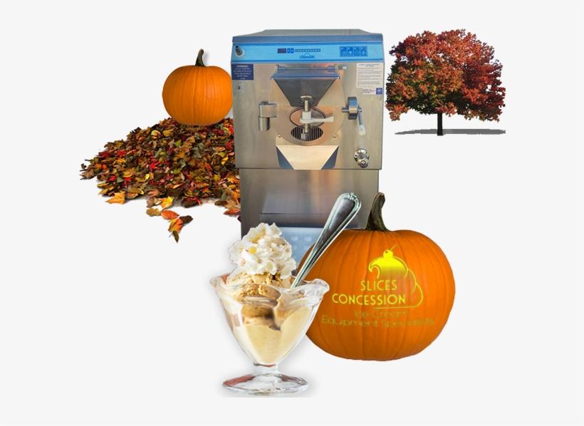 2010 Carpigiani Lb502 Batch Freezer Infront Of Fall - Pumpkin Pie Spice, transparent png #952289