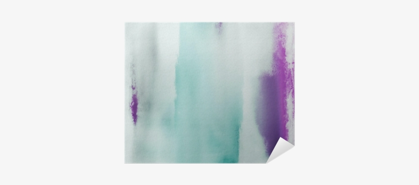 Abstract Colorful Watercolor Background, Grunge Paper - Mist, transparent png #952554