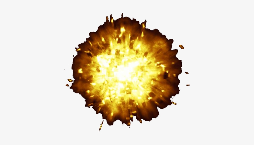 Explosions Clipart Animated - Explosion Animated Transparent, transparent png #953061