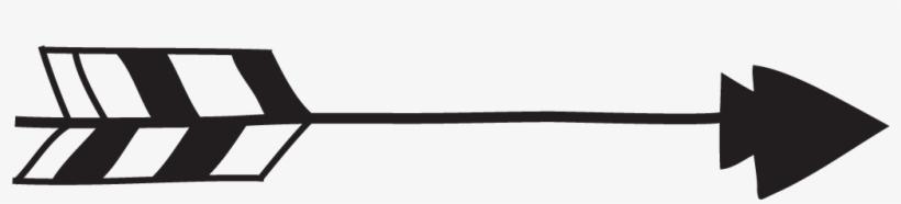 Tribal Arrow - Arrows Clip Art Black And White - Free ...