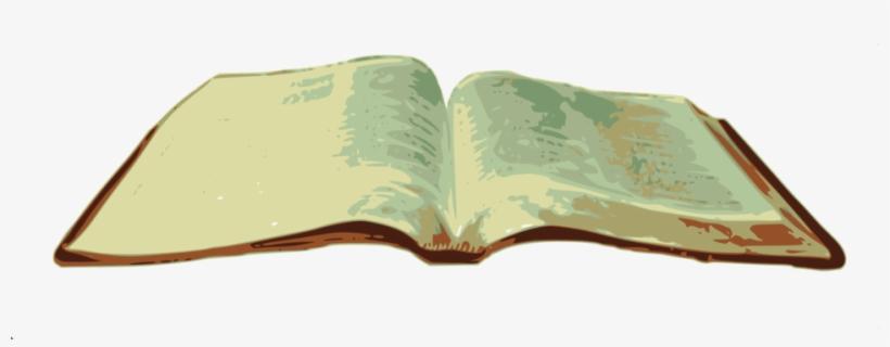Open Bible - Open Bible Clip Art Png, transparent png #955855