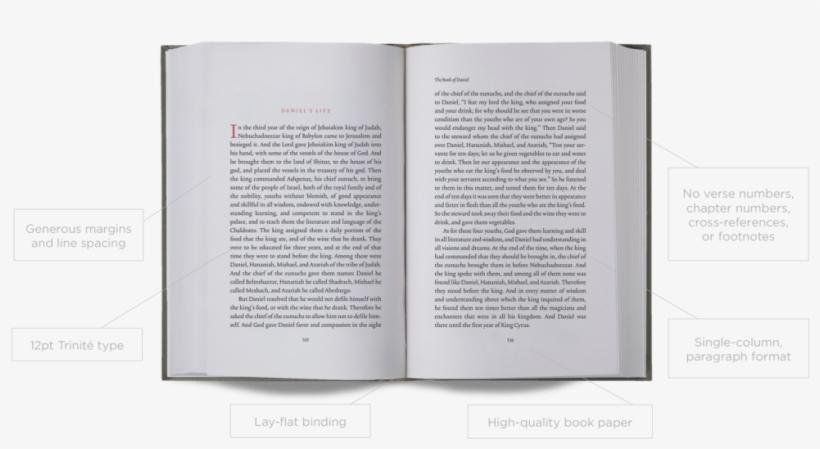 Open Bible Readers Set - Niv Reader's Bible, transparent png #955948