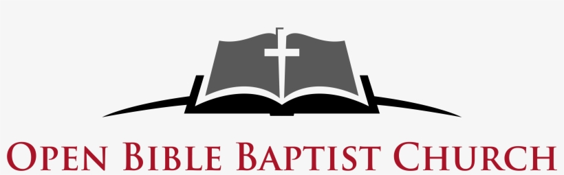 Logo Logo - Open Bible Church Logo, transparent png #955976
