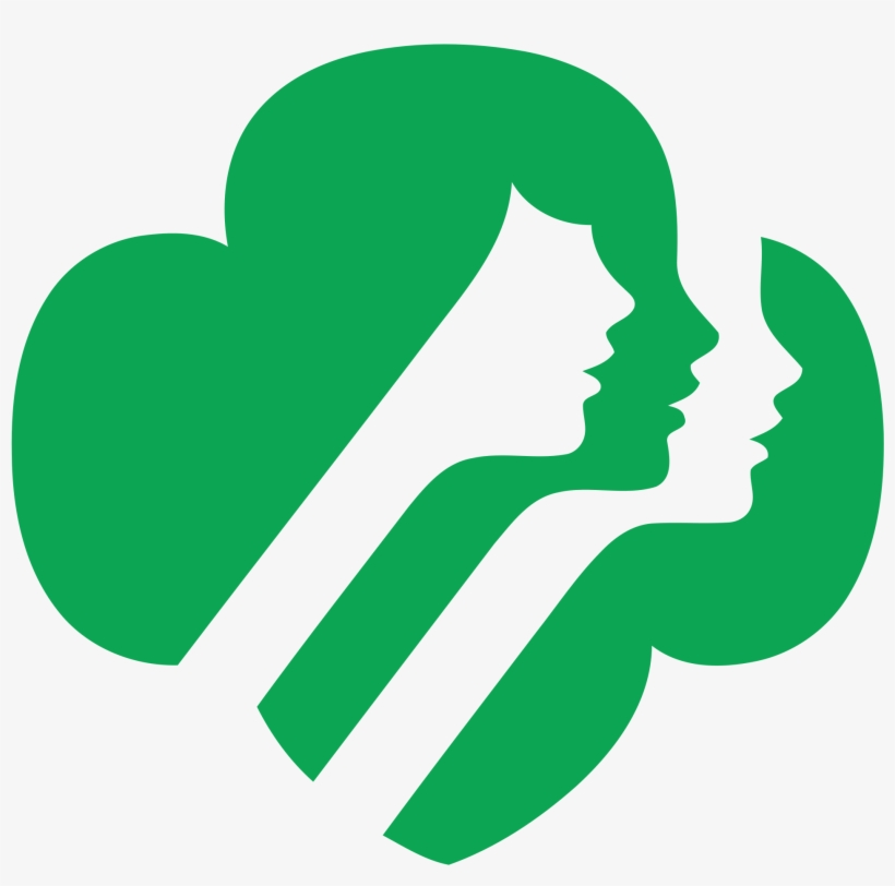 Scouts Of The Usa - Girl Scouts Logo - Free Transparent ...