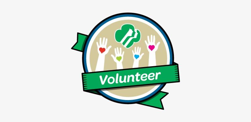 Award Girl Scouts Volunteer Recognition, transparent png #958173