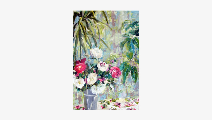 Red Hot Tropics - Marmont Hill Inc City Light' Painting Print, transparent png #958511
