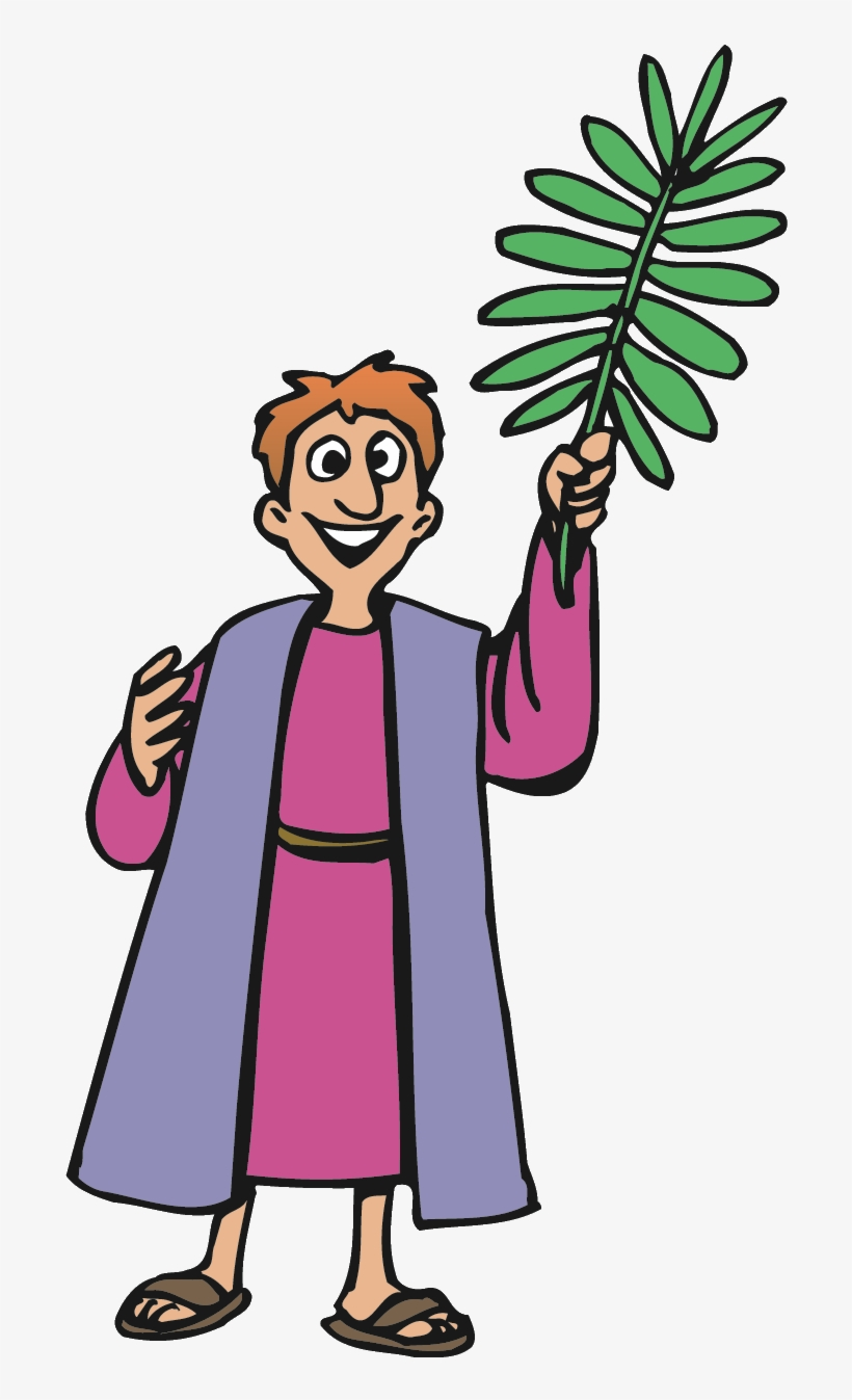 Liturgy Diary Of A Parish Priest Page - Clip Art Palm Sunday Animation, transparent png #9504042