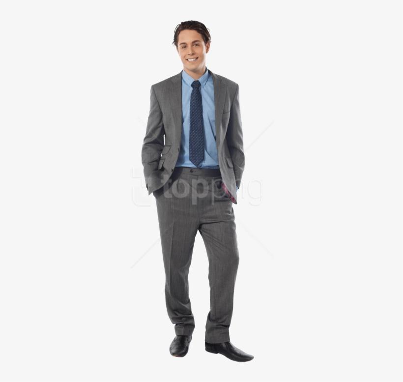 Free Png Men In Suit Png Images Transparent , Man In Suit