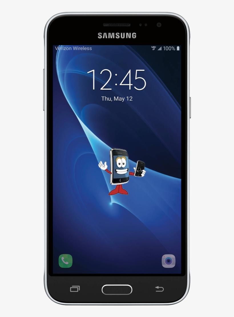 Samsung Galaxy J700 / J300 Repairs - Samsung Galaxy Amp 2 Size, transparent png #9517620