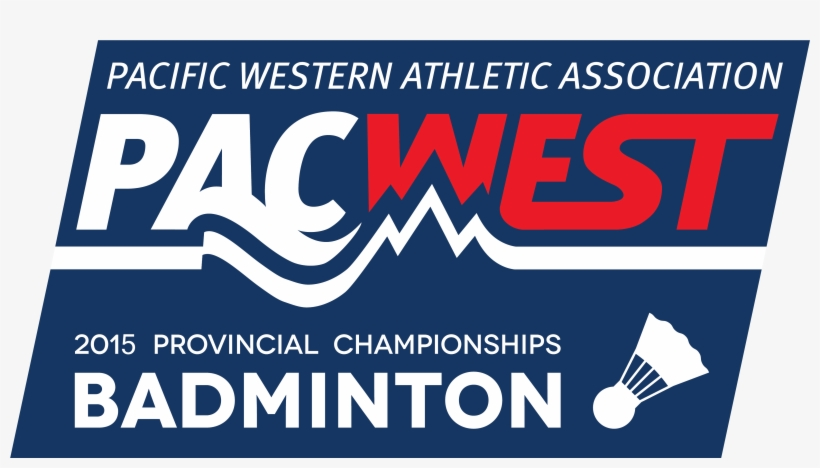2015 Pacwest Bdm Prov - Pacific Western Athletic Association, transparent png #9520182