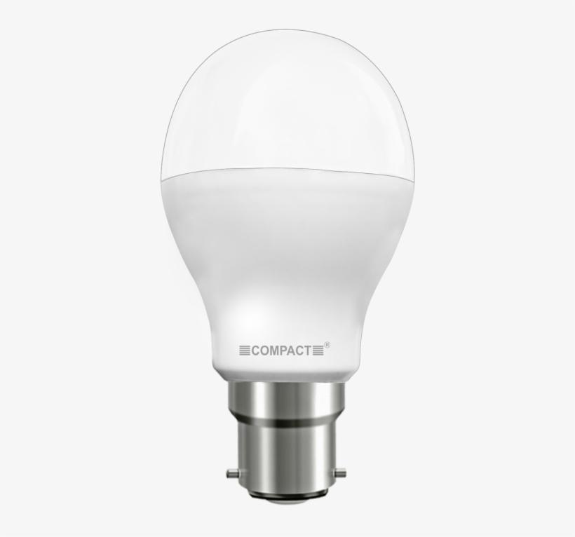 Led Light Bulb Transparent Background, transparent png #9521128