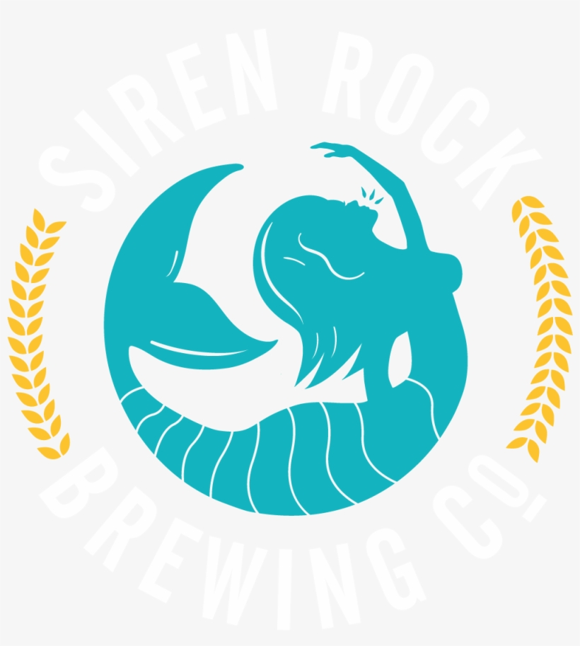 Siren Rock Primary Logo Siren Rock Crest Logo - Gold Circle Label, transparent png #9529279