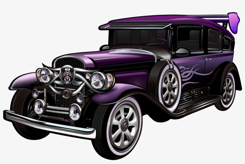 Classic Car Vintage - Car Vintage En Png, transparent png #9530008