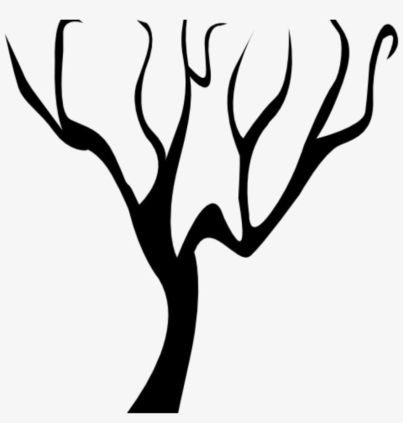 Bare Tree Clip Art Free Bare Tree Clip Art At Clker - Seasons Tree Winter, transparent png #9532174