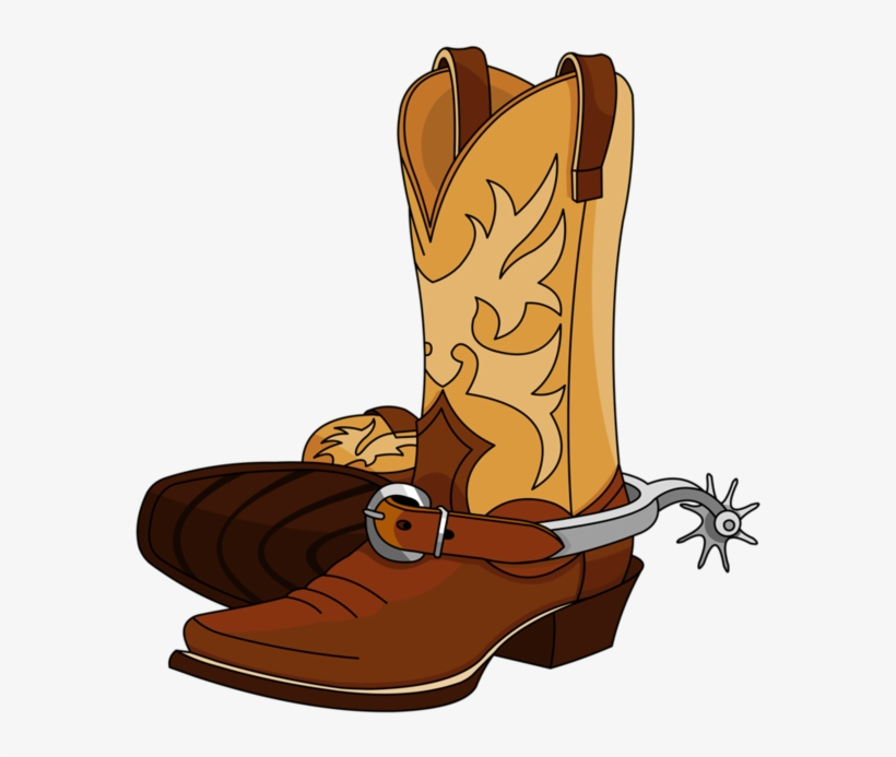 Page 11 Old Cowboy Boots, Cowboy Hats, Country Dance, - Cartoon Cowboy Boot Transparent, transparent png #9533072