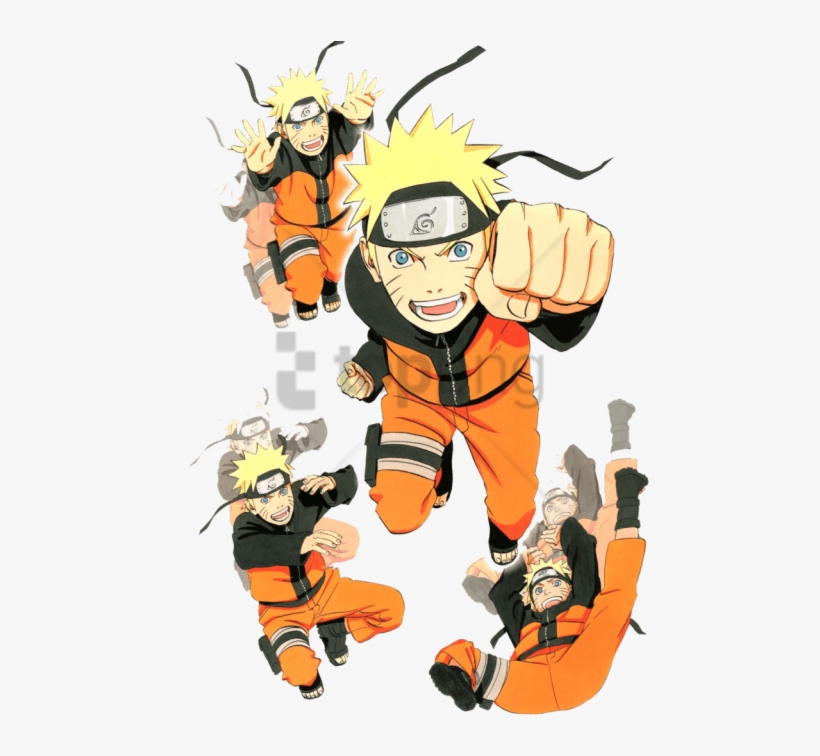 Free Png Naruto Png Image With Transparent Background - Naruto Uzumaki, transparent png #9537088
