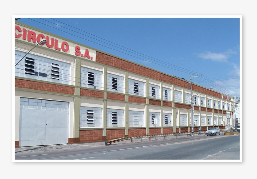 The Company Has 35 Thousand M², Being The Biggest Industrial - Commercial Building, transparent png #9572715
