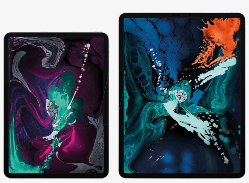 Ipad Pro, 11, 64 Gb, Wi-fi, Silver Apple Mtxp2fd/ - 11 Inch Ipad Pro Vs 12.9, transparent png #9574848